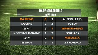 3e tour coupe Gambaderlla : Trappes échoue face à Boulogne-Billancourt