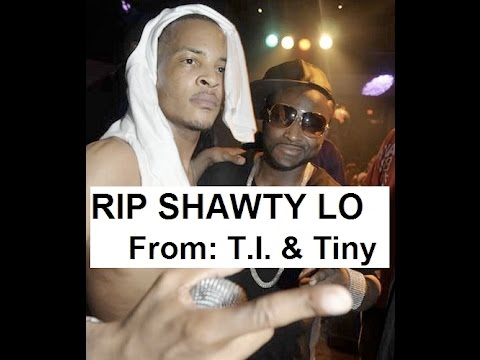 T.I. speaks on Shawty Lo Death Despite BEEF they once had (Footage) RIP Shawty Lo