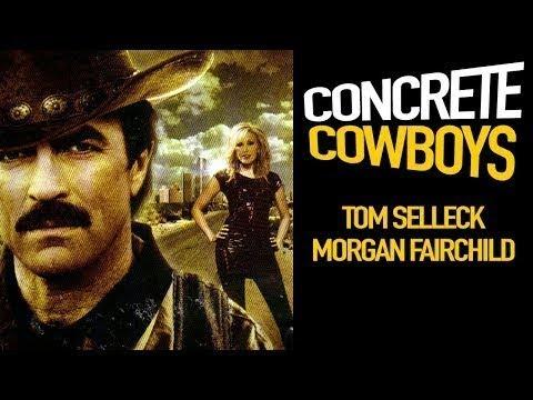 Concrete Cowboy - Full Length Western Aventure Movie