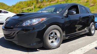 775HP Mazdaspeed 3 - SUPRA KILLER?!