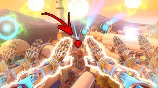 The Most Insane Zenyatta Snipe I've Ever Seen... - Overwatch Funny Moments & Best Plays #104