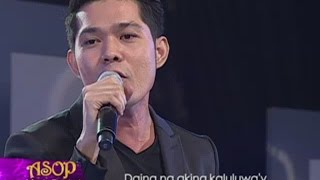 "ASOP Song of the Month: ""Dinggin Mo Oh Dios"" (Monthly Elimination - September 2014)"