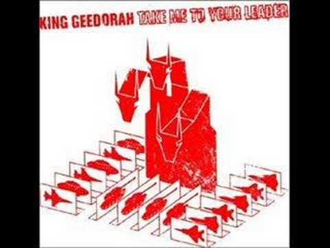 king geedorah lockjaw