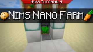 NIMSTUT - Nims Nano Farm (Works in Skyblock!)
