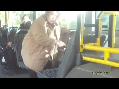 Stress im Bus (09.10.2012) von YouTube · Dauer:  5 Minuten 13 Sekunden