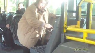 Stress im Bus (09.10.2012)