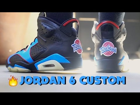Creative Process: Custom Jordan