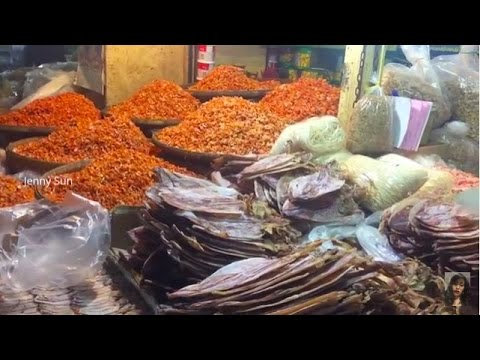 Cambodian Market Street Food Compilations, A Walk Around The Food Market In Asia, Asian Food