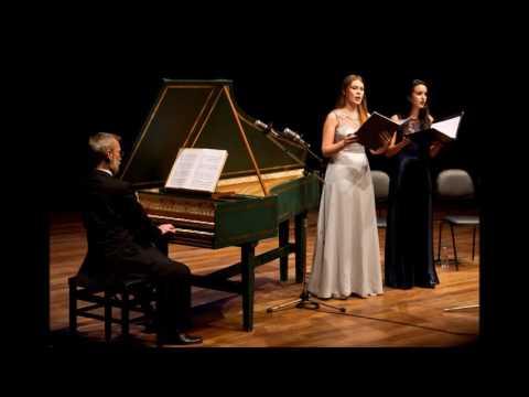 O come sei gentile  Monteverdi Nicolau de Figueiredo, Giulia Moura e Ivy Szot