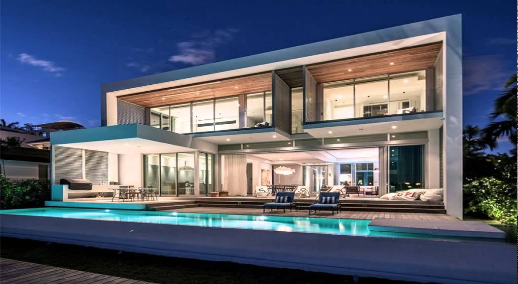 Fachadas de casas fotos de casas modernas casas for Las mejores fachadas de las villas