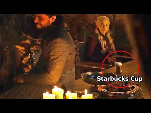 Lori - Game Of Thrones Leaves a Modern Day Drink in Episode By Accident