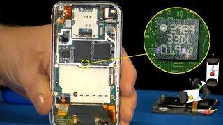 Как устроен акселерометр на вашем смартфоне | engineerguy