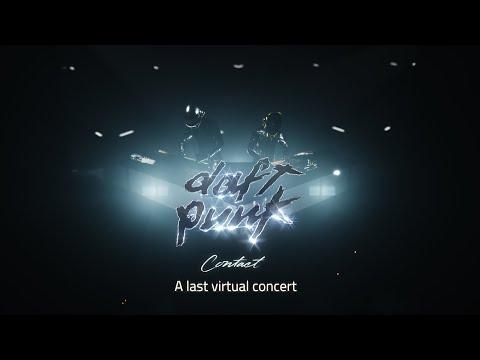 DAFT PUNK - A Last Virtual Concert - Stage Design | Scenography