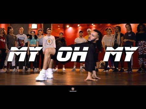 Camila Cabello – My Oh My ft. DaBaby | Hamilton Evans Choreography
