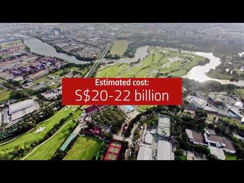 Kuala Lumpur Singapore High Speed Rail by 2026