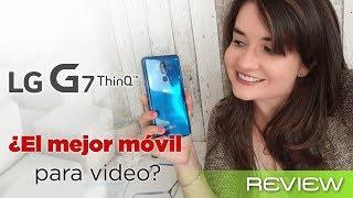 LG G7 Thinq, el móvil con mejor cámara para video y el smartphone gama alta más barato