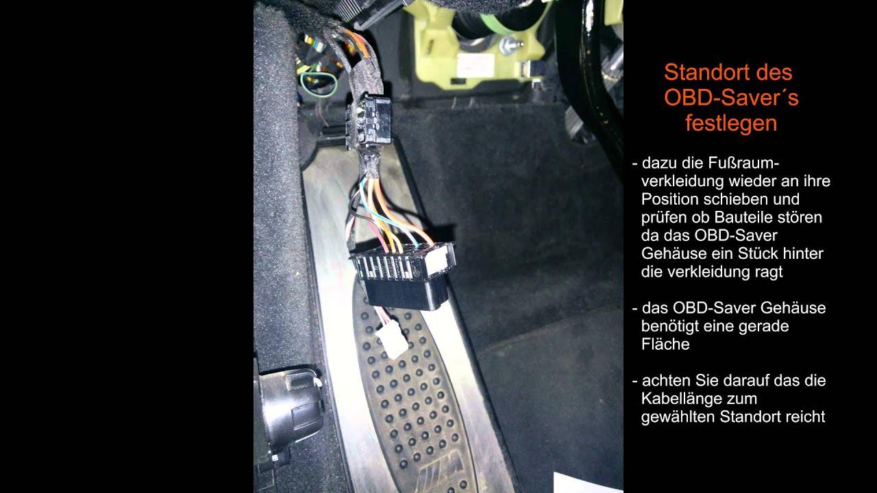BMW OBD-Saver Version A