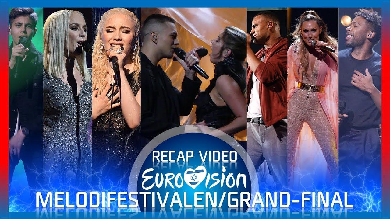 Melodifestivalen 2019 Deltävling 2: Melodifestivalen 2019