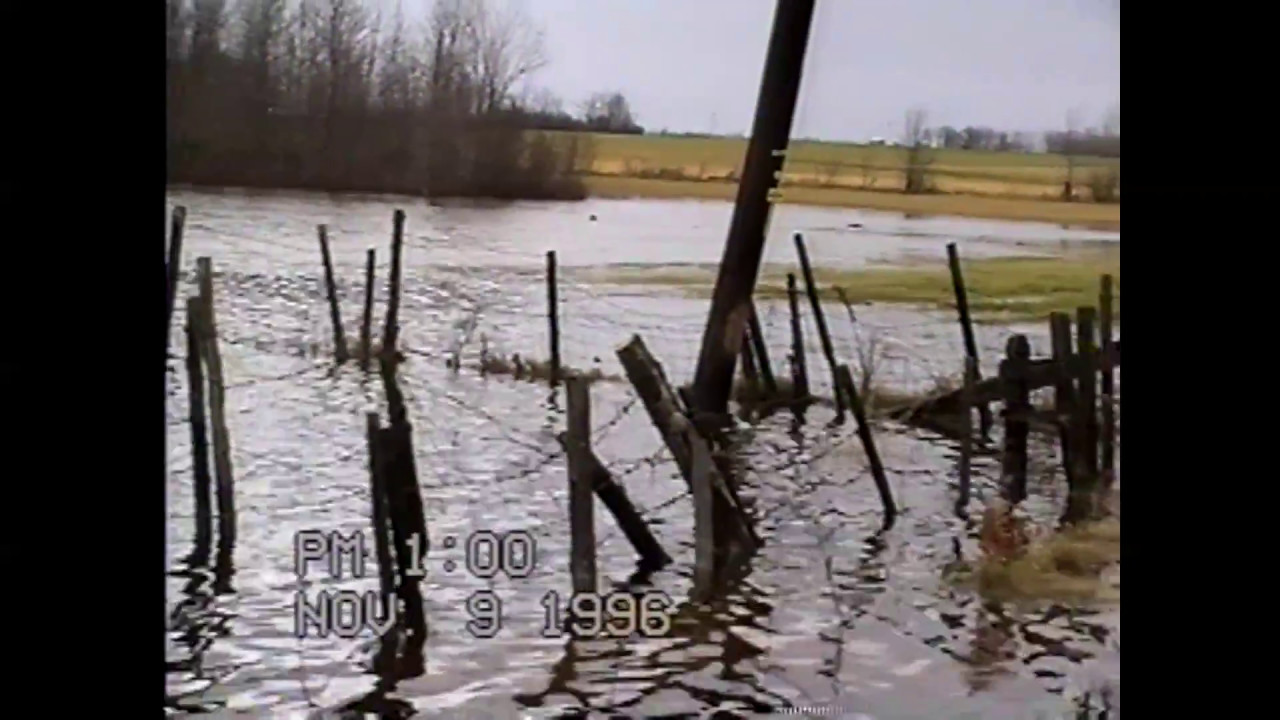 Northern Tier Flooding  11-9-96