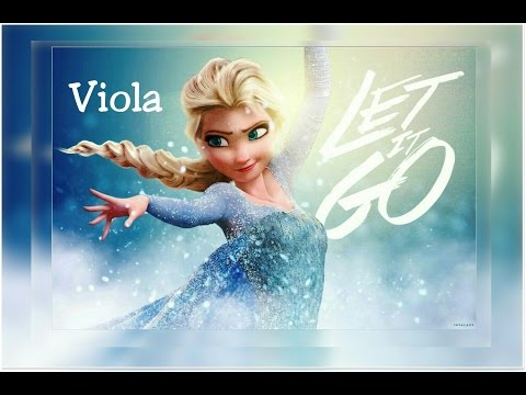 Let it Go Viola