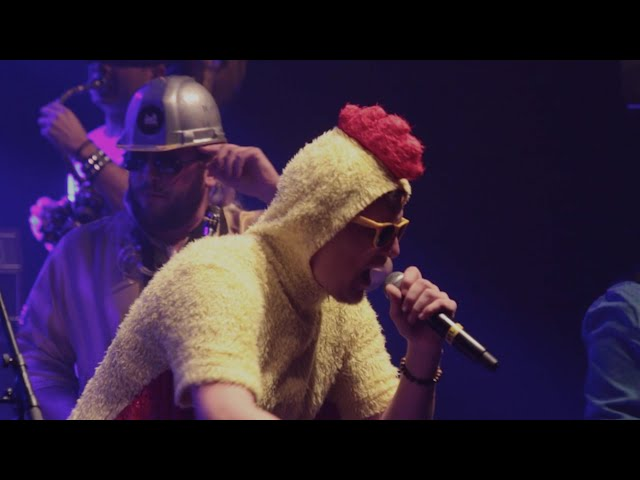 Funky Style Brass - LE RAGGA DES CHASSEURS (Live 2019)