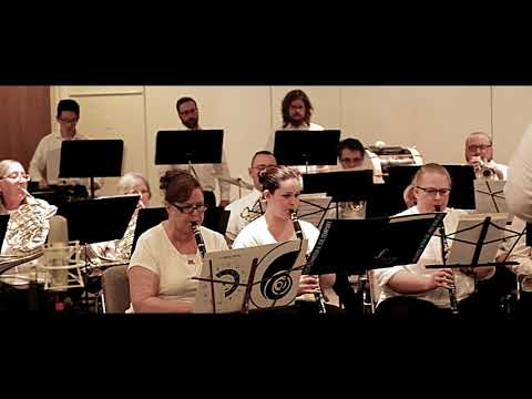The Man From Snowy River by Bruce Rowland performed by MHCB Concert Band, April 5, 2018