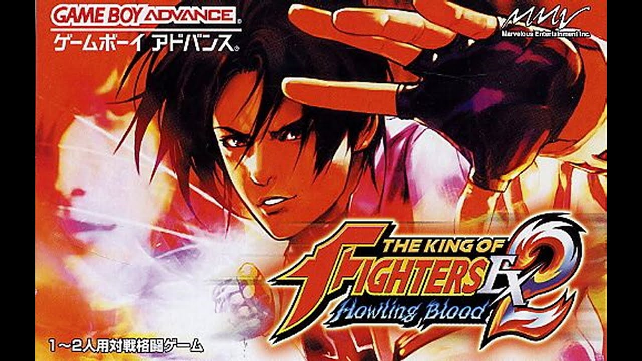 KING OF FIGHTERS EX2: Howling Blood - Game Boy Advance ...