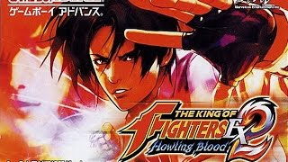 KING OF FIGHTERS EX2: Howling Blood - Game Boy Advance Longplay [RYO, TAKUMA, IORI TEAM]
