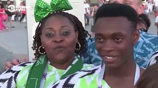 Как сутенеры переправляли в Россию по Fan ID секс-рабынь из Нигерии