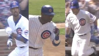 Cubs go back-to-back-to-back in the first