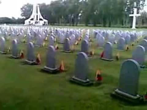 La soledad del pante n militar youtube for Cementerio jardin de paz