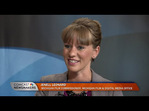 JENELL LEONARD  - COMMISSIONER, MICHIGAN FILM & DIGITAL MEDIA OFFICE