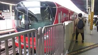 東京メトロ丸ノ内線2000系2102F四ツ谷駅発車!※発車メロディー「駅ウォーキング」あり