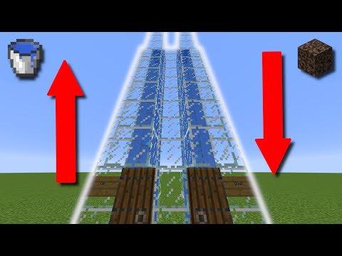 (1.16+) BEST WATER ELEVATOR IN MINECRAFT!!!