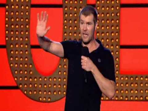 Rhod Gilbert Live At the Apollo Part 2