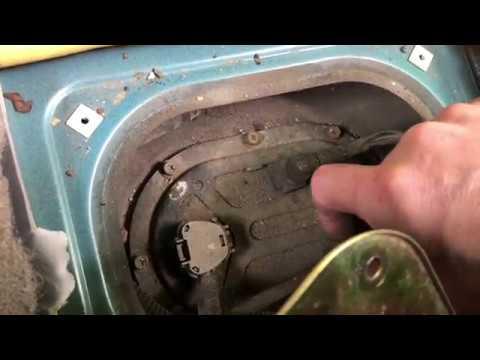 2002 Hyundai Santa Fe fuel pump location - YouTubeYouTube