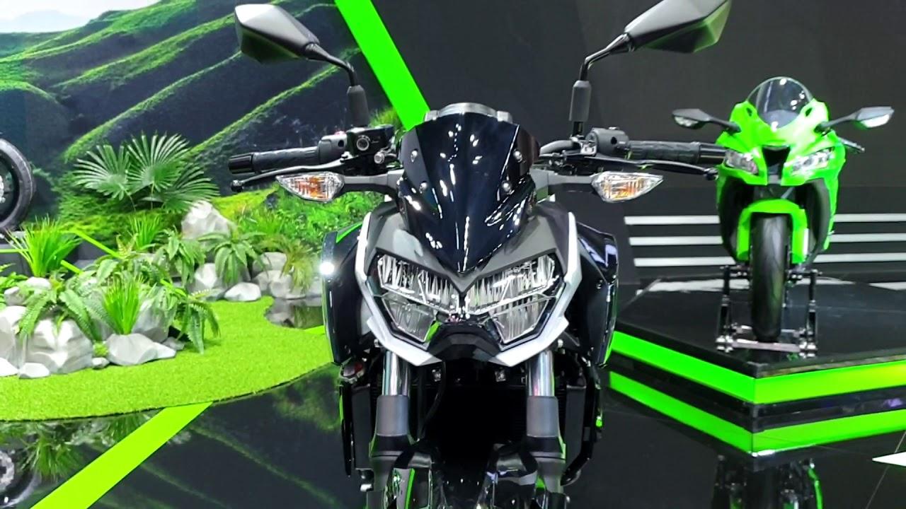 Kawasaki Z250 Abs 2019 Youtube