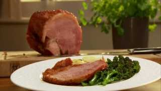 Neven Maguire Cooks Up Ham With Redcurrant Sauce (short Video)
