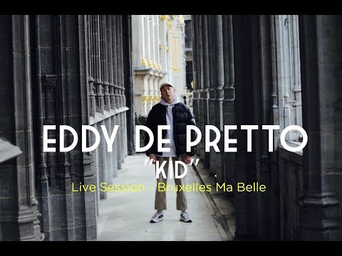 Eddy de Pretto - KID - Live Session