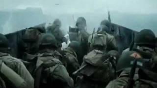 Rammstein - Mutter (к/ф  Спасти рядового Райана/ Saving Private Ryan)