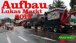 Lukas Markt - Mayen - Aufbau - 1 Tag der Sperrung - 2019 - Parkwelt