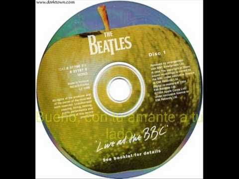 The Beatles A Shot of Rhythm and Blues suptitulada en español