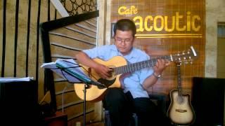 Chân tình - Trần Lê Quỳnh - Guitar Cover