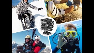 elephone explorer pro action camera full review camera accessories and manual
