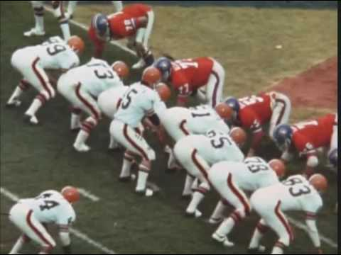 1972 Browns at Broncos Game 7