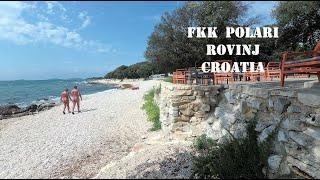 FKK Camping Polari Rovinj - Do you love the naturism?