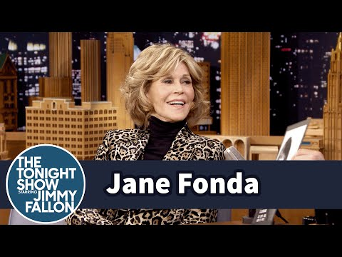 Jane Fonda Took The Coolest Mug Ever