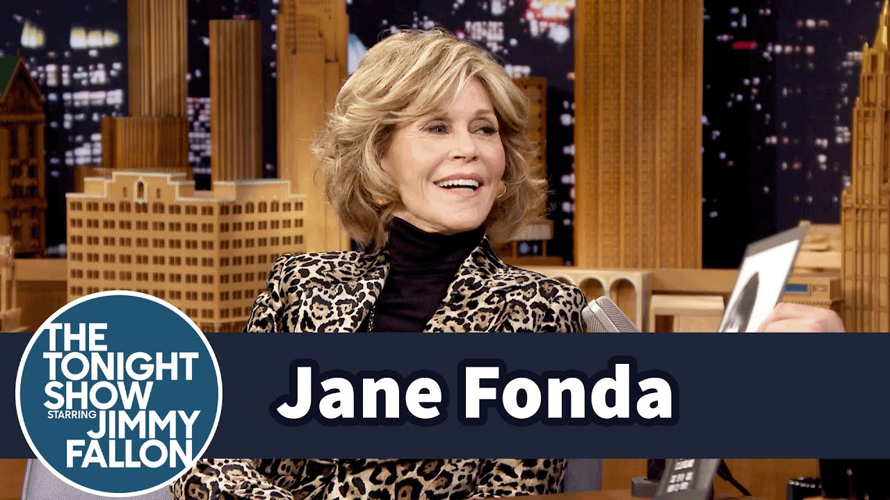 jane fonda took the coolest mug shot ever  youtube -