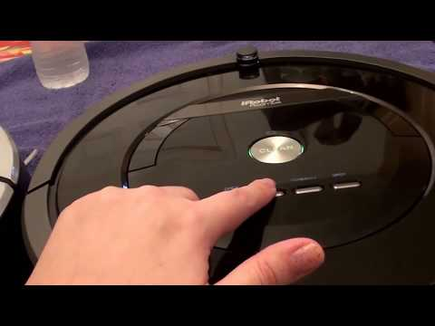 iRobot Roomba 880 Robotic Vacuum Review and comparison to Roomba 780