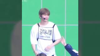 Wanna one rehearsal for Ulsan Summer Festival today. Aren't they still very tired?